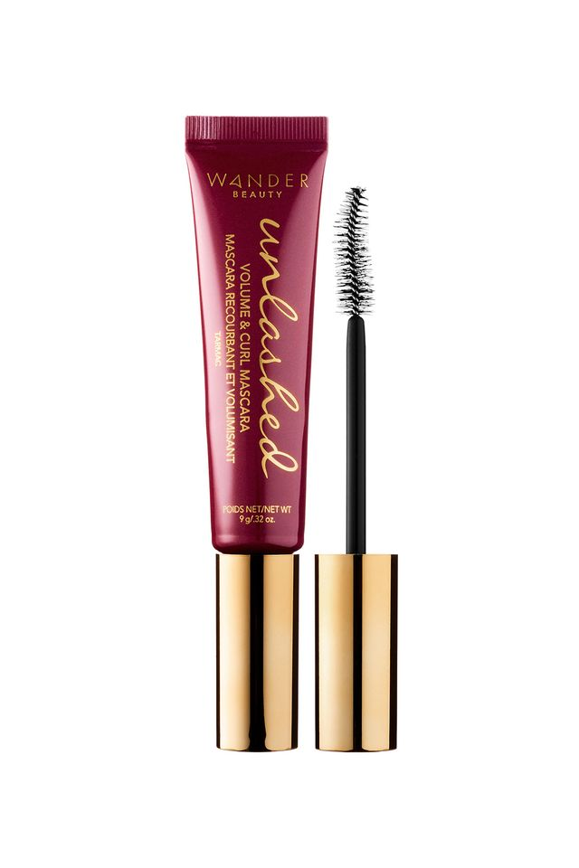 Wander Beauty Unlashed Volume & Curl Mascara - best volumizing mascaras
