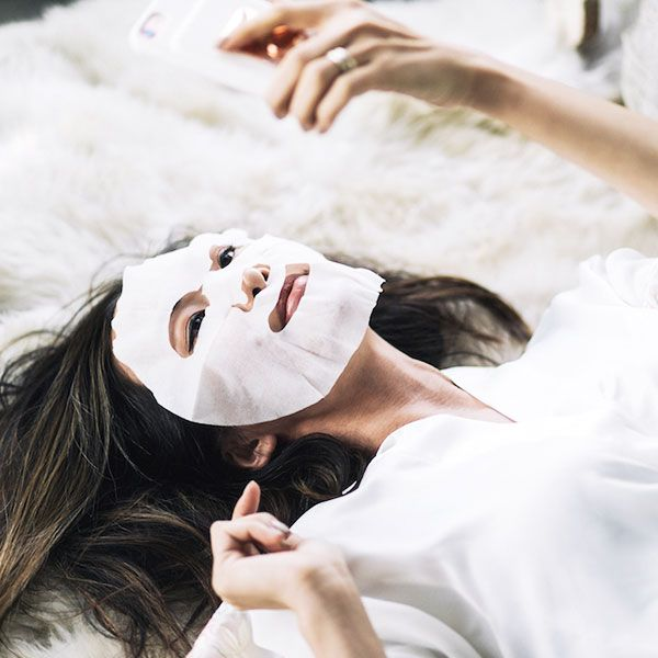 8 Face Masks to Relax With On a Rainy Weekend