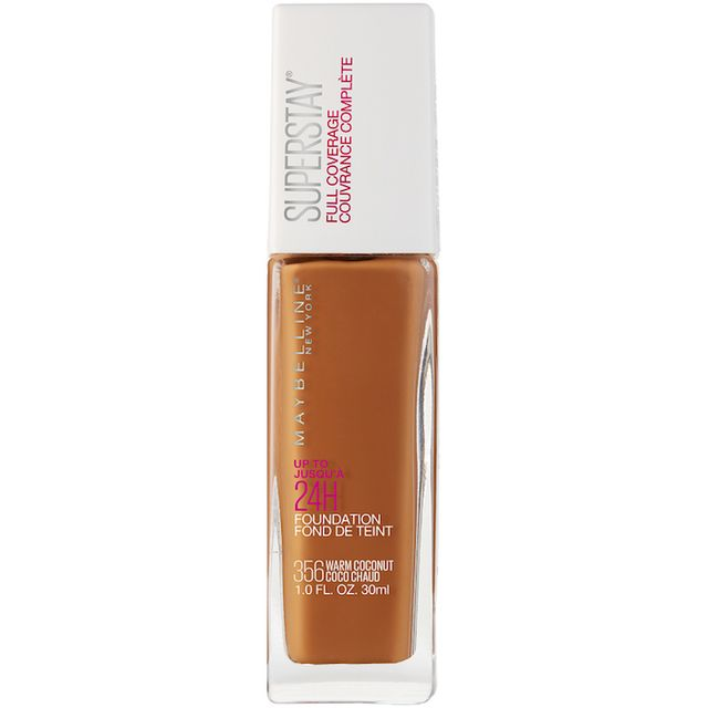 Maybelline SuperStay 24 Hour Full Coverage Foundation