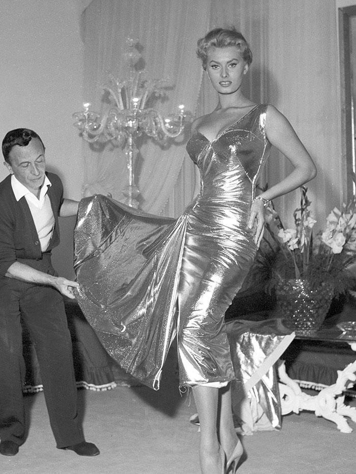Sophia Loren Style 13 Of Her Sassiest Vintage Looks  Who -7436