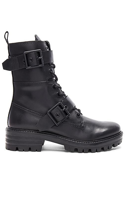 Eliya Boot in Black. - size 7 (also in 10,6,6.5,7.5,8,8.5,9,9.5)