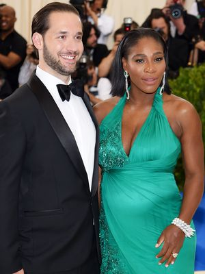 Serena Williams Just Revealed Her Jaw-Dropping Wedding Dress