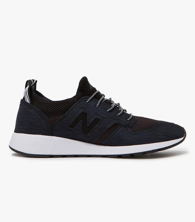 420 Slip-On in Black/White