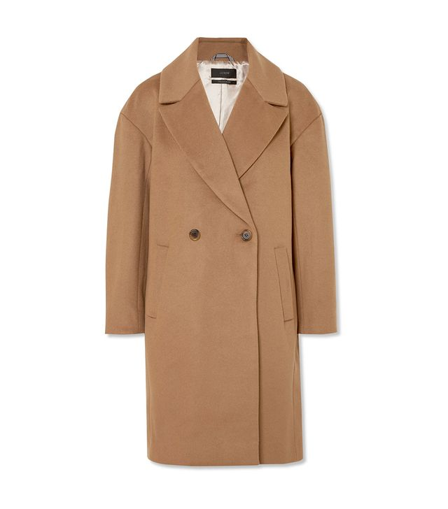 Maxine Wool-blend Coat