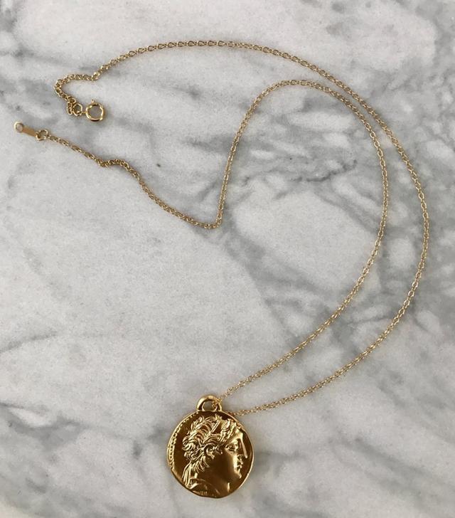 Hart Lucky Coin Necklace