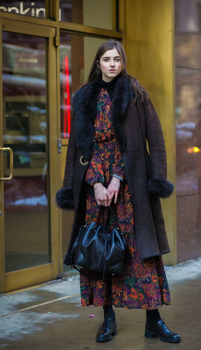 Fashion style How to clothes wear in winter for woman