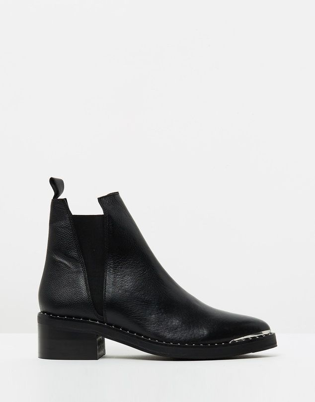 One Teaspoon Studded Chelsea Boots