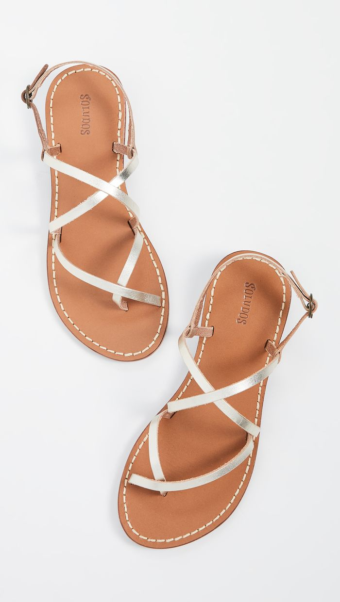 a22d5f246 The 6 Best Shoes to Wear With Sundresses | Who What Wear