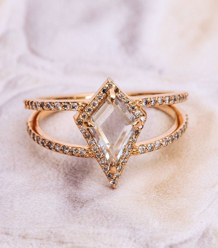 The Most Popular Engagement Ring Trends Of 2018 Who What