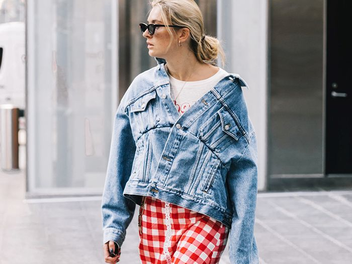 20 Under 100 Jackets To Wear With Dresses Who What Wear