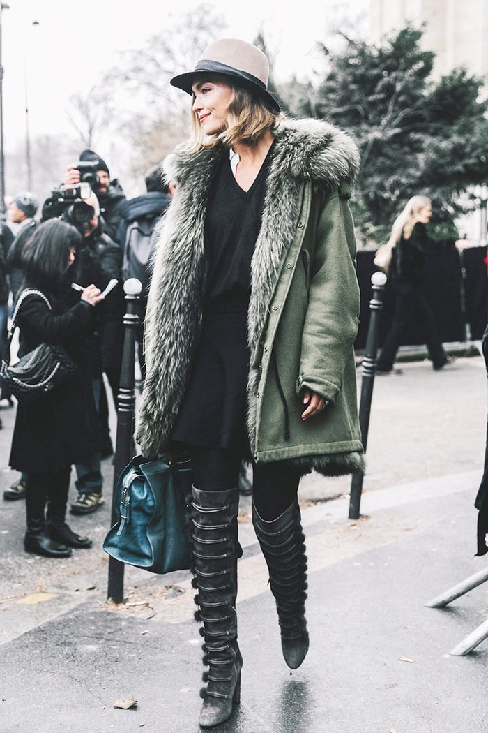 What to wear on winter date