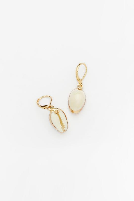 Reliquia Seashell Earrings