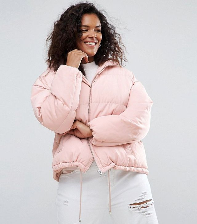 ASOS CURVE Ultimate Puffer Jacket