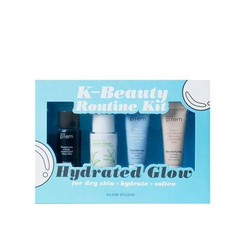 Hydrated Glow K-Beauty Routine