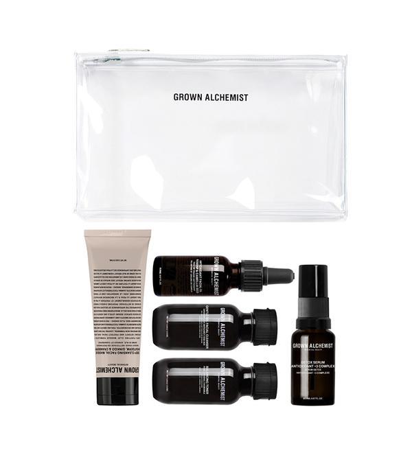 Grown Alchemist Detox Facial Essentials Kit