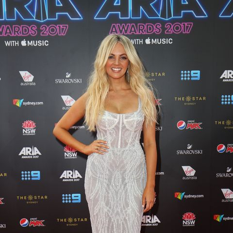 What the Australian Fashion Crowd Wore on the Aria Awards Red Carpet Today