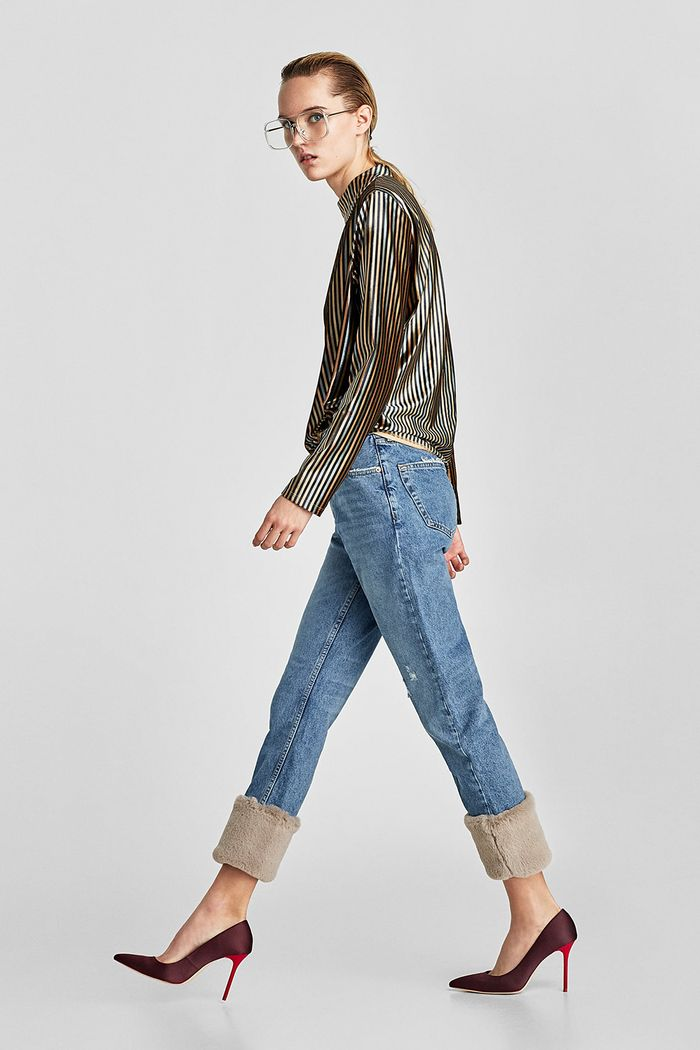 8a633679c62 The Zara Shoes That Look Best With Jeans