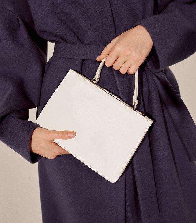 Mango Top Handle Small Bag