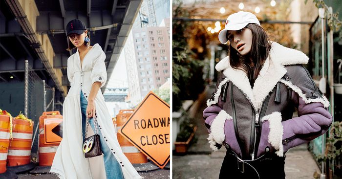 79e872319 The Stylish Baseball Hat Outfits We Think You Should Try Who What Wear