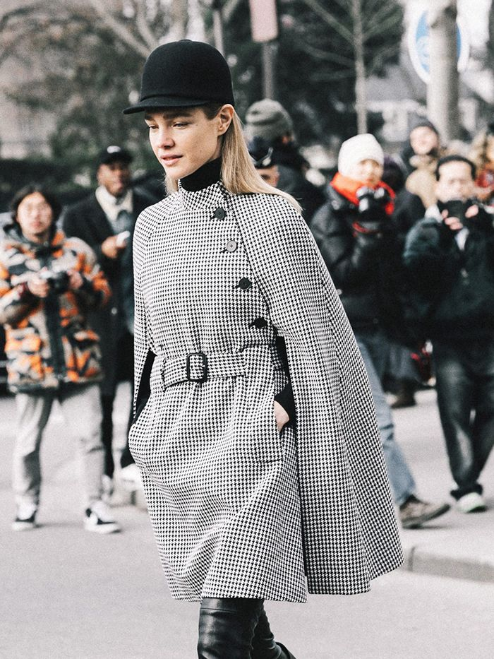 The Chicest Outfits With Hats to Wear This Winter  44ac49560a4