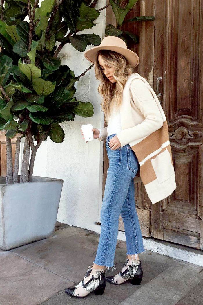 20 Cute Brunch Outfits Who What Wear