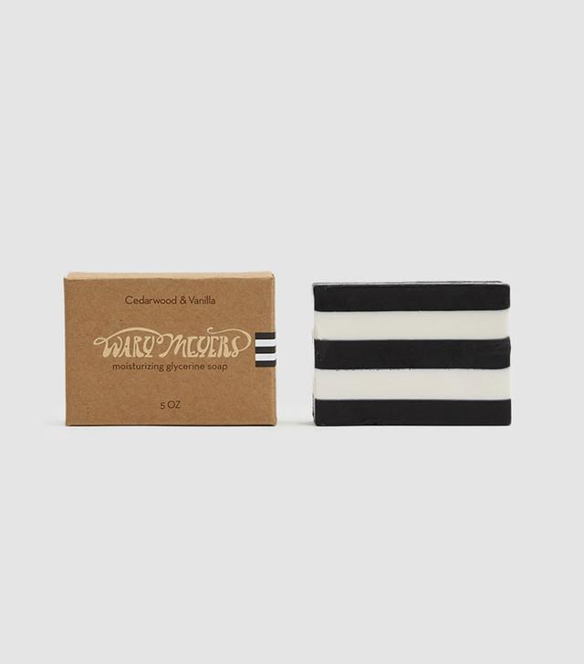 Wary Meyers Cedarwood and Vanilla Soap