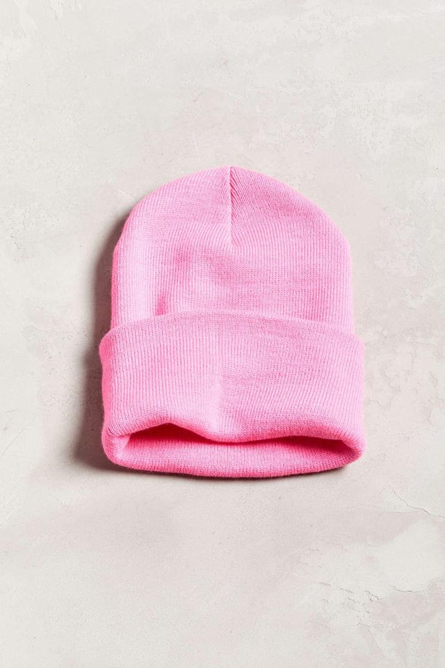 Urban Outfitters UO Neon Beanie
