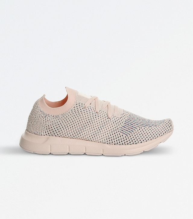 Swift Run knitted trainers