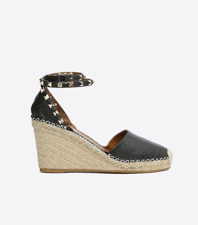 Valentino Rockstud Double Wedge