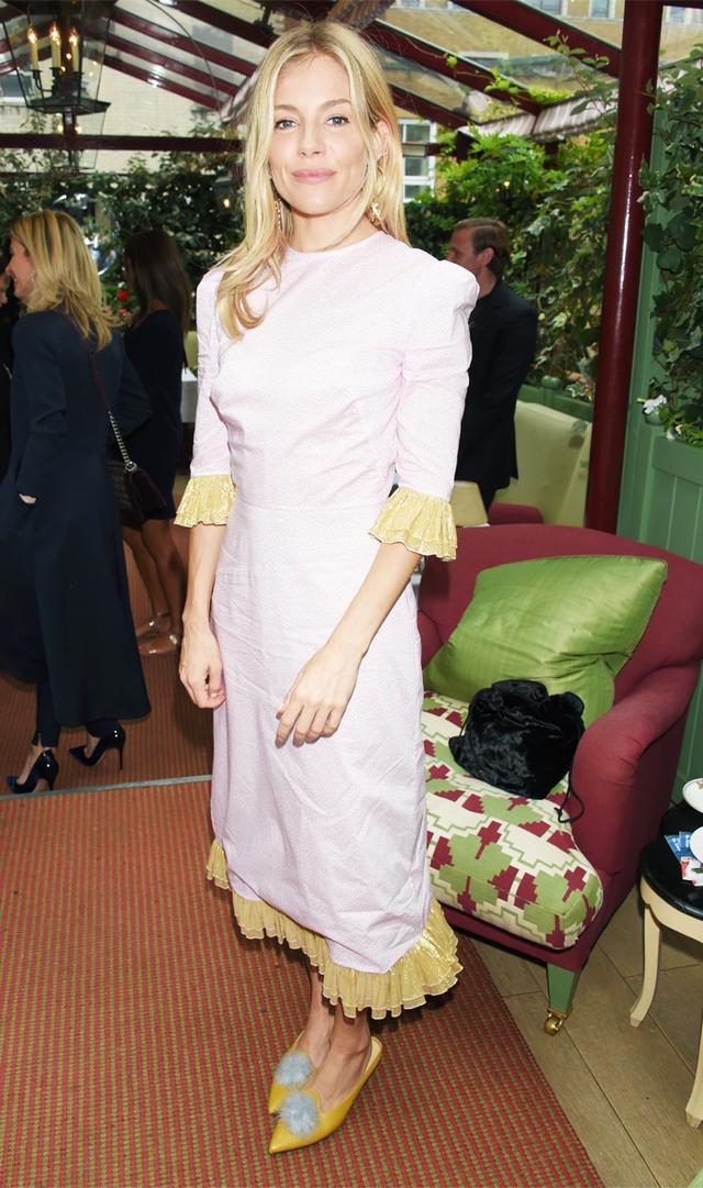 Keira Knightley Vampire Wife dress