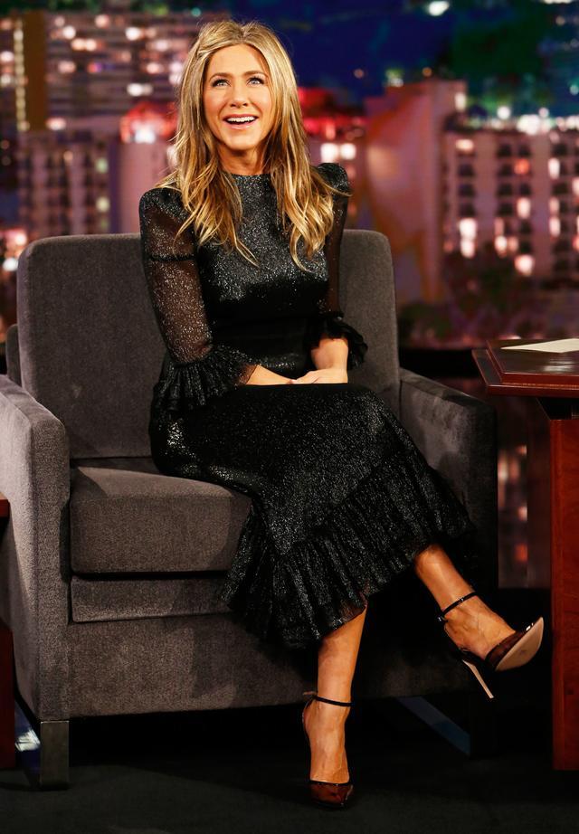 The Vampire's Wife Dress: Jennifer Aniston