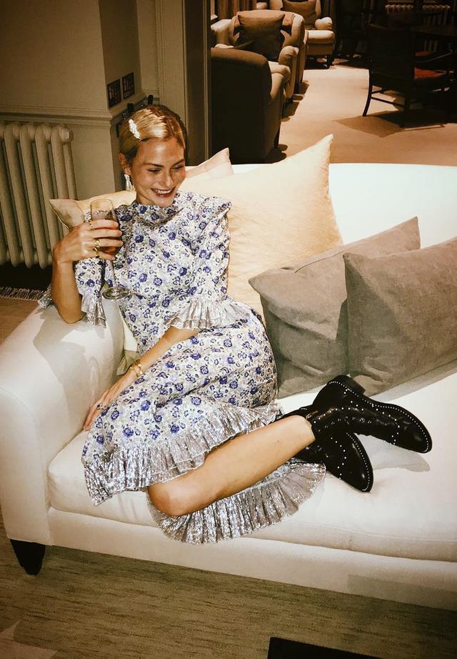 The Vampire's Wife Dress: Pandora Sykes