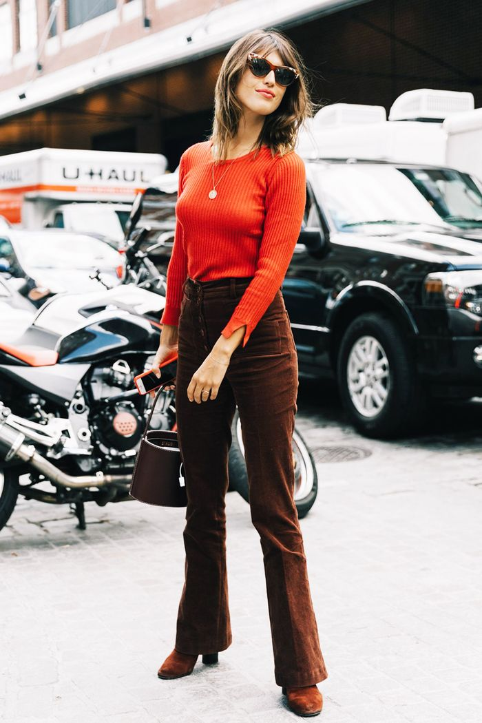 The Cute, Casual Outfits It Girls Wear on Weekends | Who ...