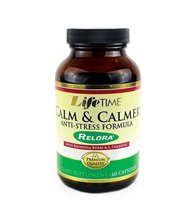 Lifetime Calm & Calmer Anti Stress Formula