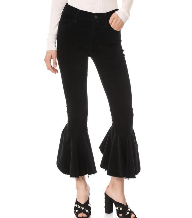 Velvet Drew Flounce Pants