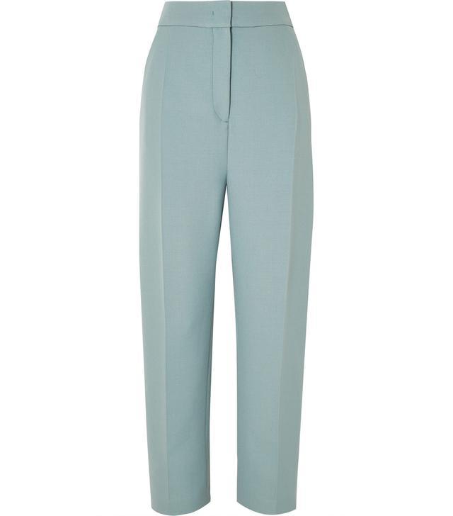 Haim Wool-blend Canvas Tapered Pants