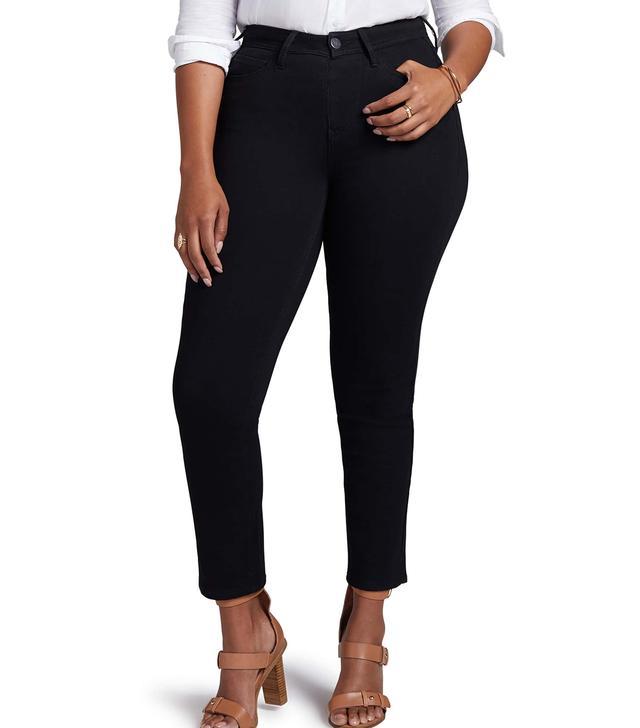 Women's Curves 360 By Nydj Shape Slim Straight Leg Jeans