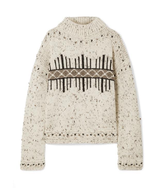 Elwyn Wool-blend Sweater