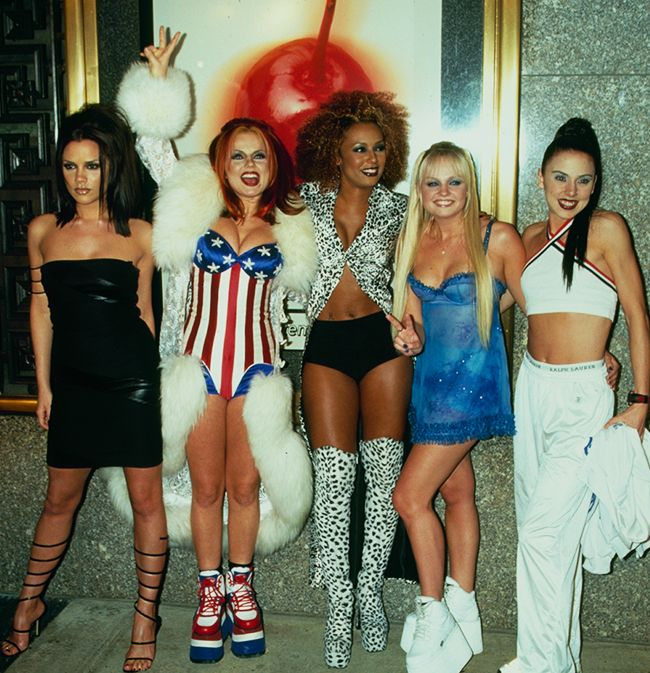 Spice Girls Style 20 Memorable Fashion Moments Who What Wear