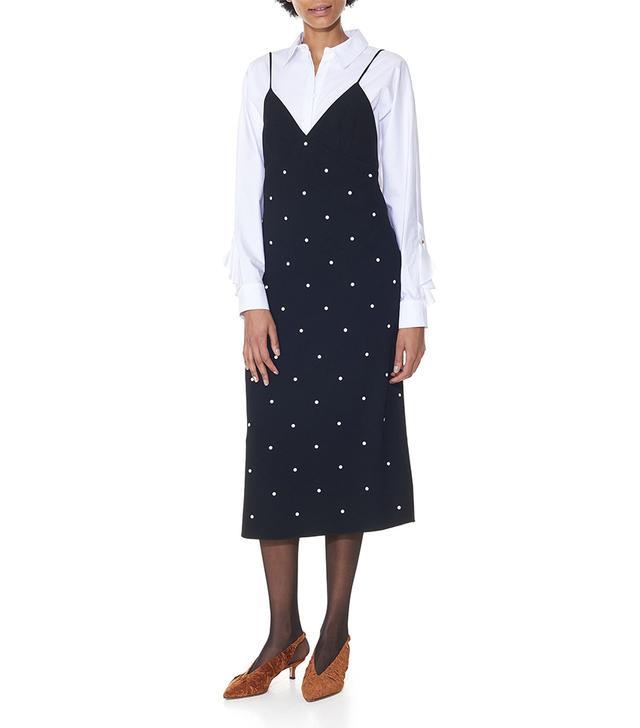 Neve Beading Cami Dress