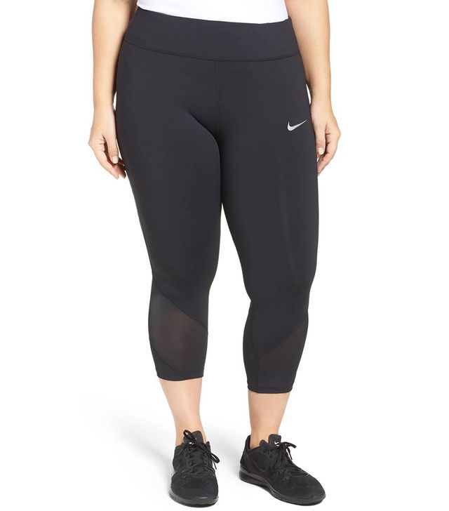 Power Epic Crop Run Tights