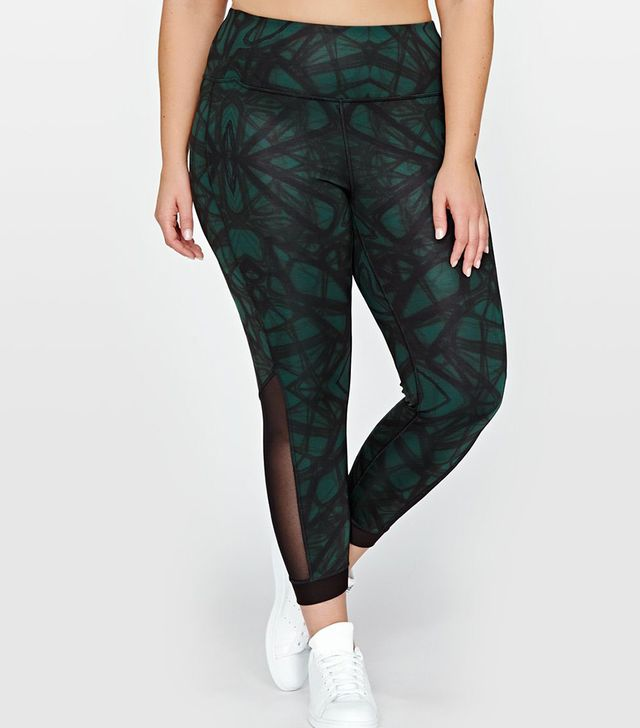 Additional Elle Nola Reversible Printed Leggings