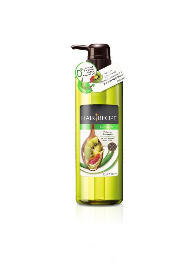 Hair Recipe Kiwi & Fig Volume Shampoo