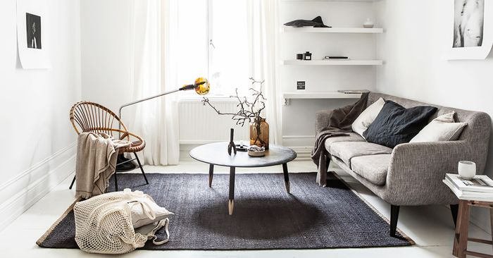 15 stylish sofas for small spaces mydomaine - Couches for small apartments ...