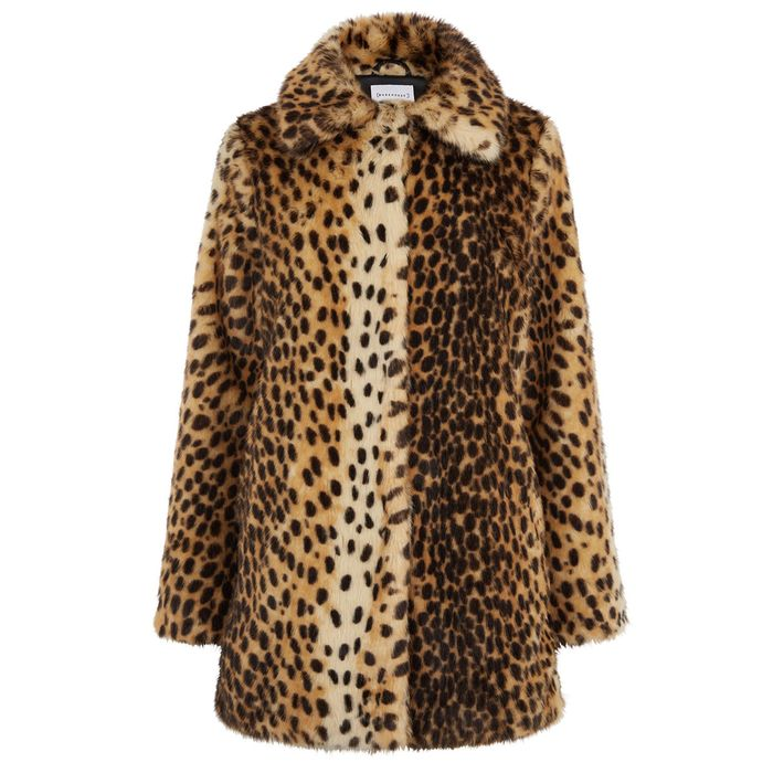 7acda33ded13 16 Best Leopard-Print Coats to Buy Right Now | Who What Wear UK
