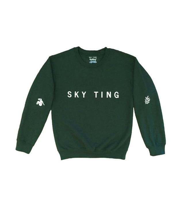Sky Ting Yoga Sky Ting Sweatshirt