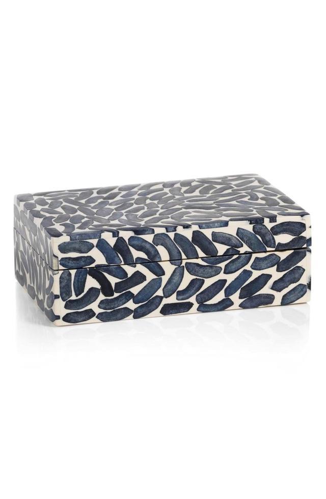 Legian Bone Jewelry Box -