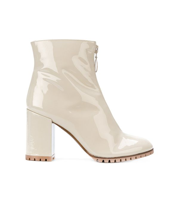 Derek Lam 10 Crosby Zipped Ankle Boots