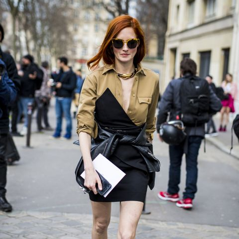 Street style Taylor Tomasi Hill