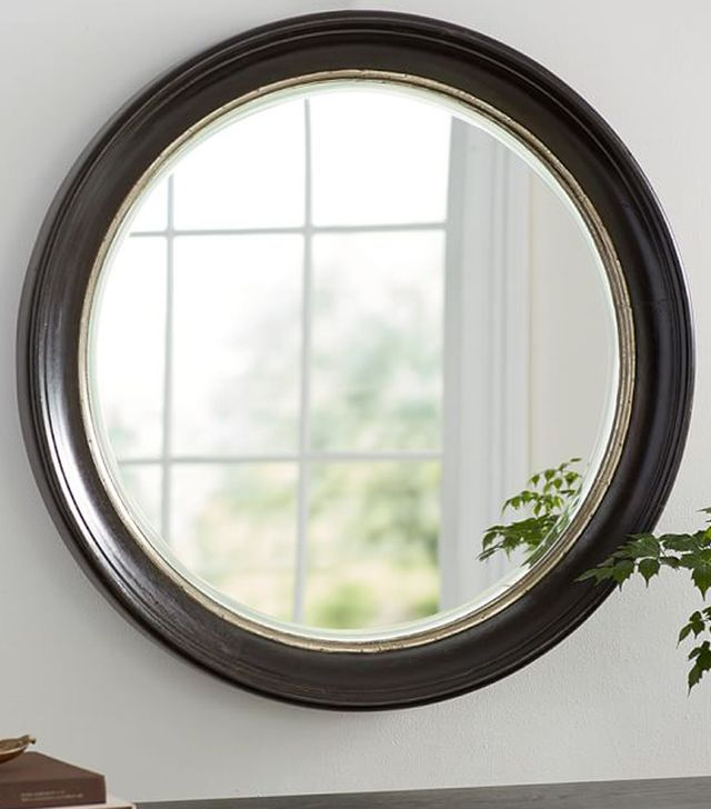 Pottery Barn Brussels Round Mirror